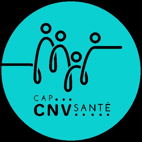 CAP CNV Sante Logo bleu