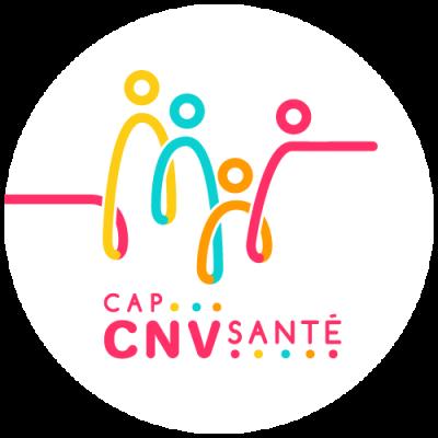 CAP CNV Sante Logo complet